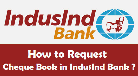 How-to-Request-Cheque-Book-in-IndusInd-Bank-Online