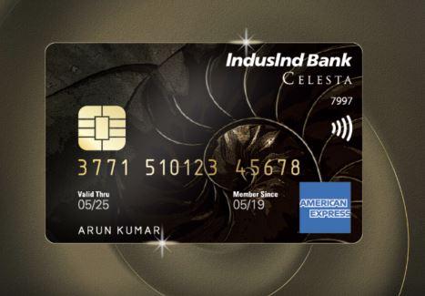 Indusind Credit Card Payment