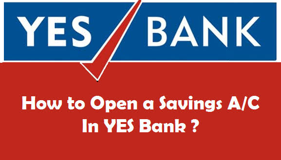 Yes bank savings account