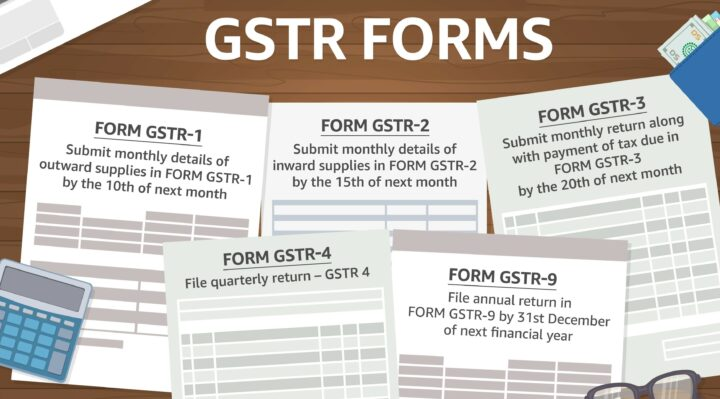GST-Forms