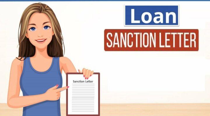 Home Loan Sanction Letter States